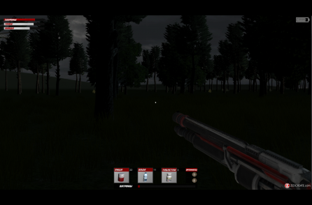 Constant fear alpha 0.0.2 screenshot