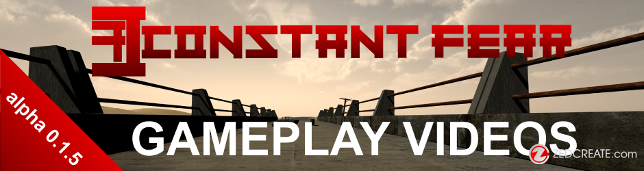 Constant Fear (alpha 0.1.5) gameplay videos