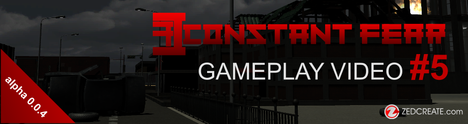 Constant Fear gameplay video #5